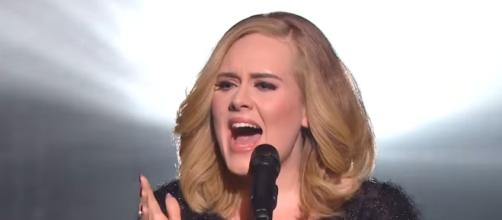 Adele reportedly fears that she might not be able to sing again. Photo by AdeleVEVO/YouTube Screenshot