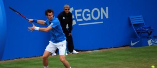 Andy Murray. Image Carine06/ Flickr via Wiki