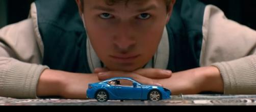 """Ansel Elgort stars in Edgar Wright's """"Baby Driver."""" (Source: Youtube/Movieclips Trailers)"""