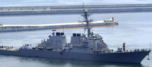 Beijing Protests US Sail-By in South China Sea - voanews.com