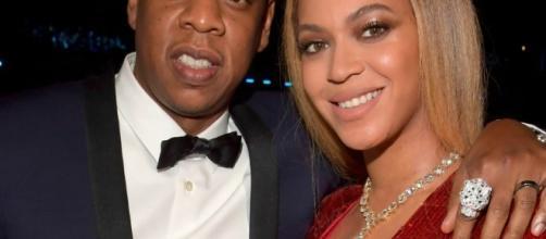 Beyoncé & JAY-Z's Twins' Names Reportedly Revealed   Image via BBC News (YouTube)