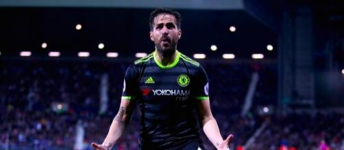 Cesc Fabregas pourrait être transféré à Marseille. (Abaca press)