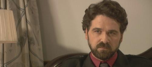 Cristobal Guerrigas, figlio illegittimo di Salvador Castro ed attuale antagonista di Francisca Montenegro.