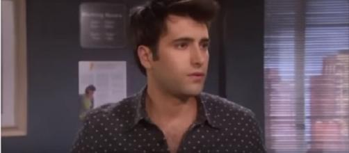 Days of Our Lives Sonny Kiriakis. (Image via YouTube screengrab)