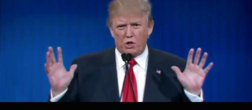 Democrats want to create a panel to assess Trump's mental health. Photo via TyC Sports, YouTube.