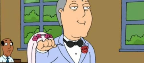 """Family Guy"" Season 16 pays tribute to the late Adam West and his Quahog mayor character. (Photo source: Youtube/Sebastian Targaryen)"