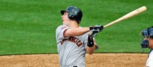 Giants catcher Buster Posey-Flickr