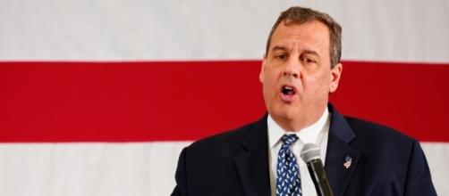 Governor of New Jersey Chris Christie at #FITN in Nashua, New Hampshire - Michael Vadon via Flickr