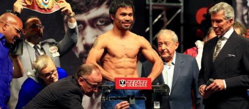 Horn vs Pacquiao aftermath: Repeat of Timothy Bradley Jr. trilogy looms - MaxPixel