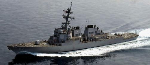 Il cacciatorpediniere statunitense USS Stethem ha attraversato il mare di Spratly, provocando le proteste del governo cinese