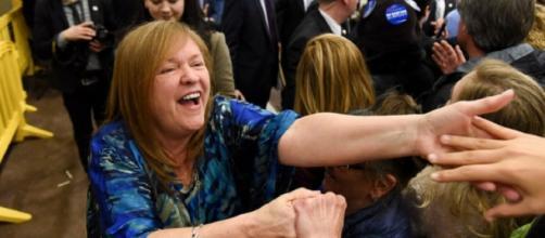 Jane O'Meara Sanders is the wife of Vermont Senator Bernie Sanders - Flickr/Baldwin Wallace University