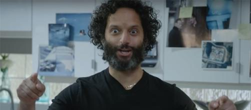 Jason Mantzoukas is known for playing the crazy characters who are close to falling off the deep end. (YouTube/Brooklyn Nine-Nine)