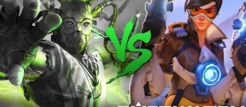 "'Lawbreakers vs. ""Overwatch': Xbox 1X support, single player, lore & more (DriftOr/YouTube Screenshot)"