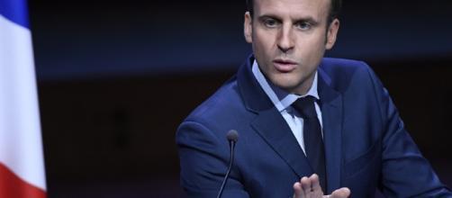 Macron s'exprime devant l'assemblée - rtl.fr