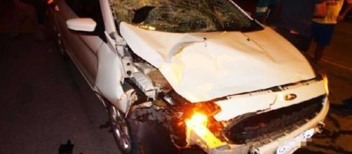 Mais uma família está triste por perder um ente querido em um acidente (Foto: Reprodução)