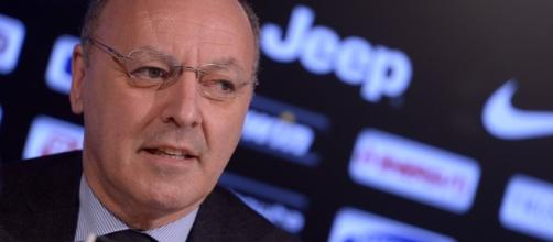 L'ad della Juventus Marotta a caccia di un nuovo colpo alla Higuain
