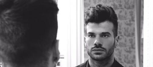 News su Claudio Sona dopo Uomini e Donne ( Foto Instagram)