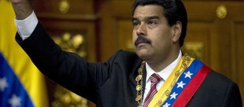 Nicolas Maduro, presidente venezuelano.