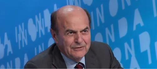 Pierluigi Bersani parla del futuro di 'Insieme'