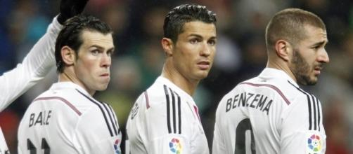 Real Madrid   Bale, Benzema and Cristiano won the war against ... - as.com