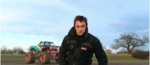 Richard Hammond - imgage credit Top Gear Blog Wikimedia