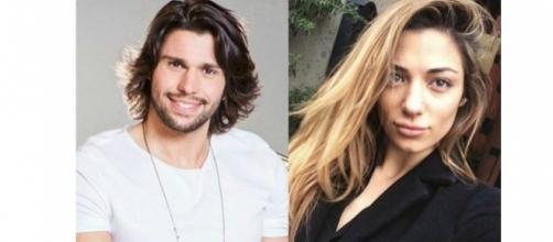 U&D gossip: 'tira e molla' social tra Luca e Soleil?
