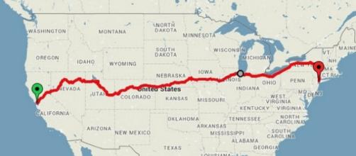Viaggiare low cost negli Stati Uniti col treno