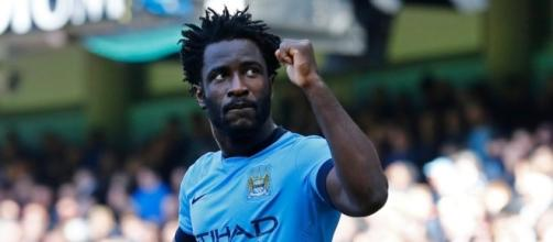 Wilfred Bony may likely leave Man City ... - pinterest.com