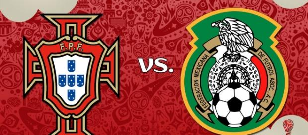 A qué hora juegan Portugal y México en Confederaciones? - telemundodeportes.com