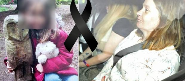 Criança de 7 anos foi brutalmente assassinada por um adolescente de 16 anos. ( Foto: Reprodução)