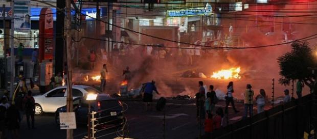Emeutes et manifestations au Vénézuela - CC BY