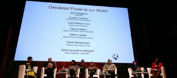 Gendered Power - WILPF Event - CC BY via Flickr WILPF