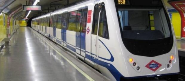 Ilustración para el artículo - Metro