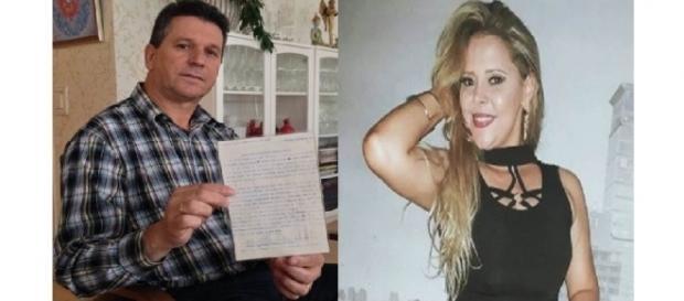 Jucelino afirma que enviou correspondência para cantora avisando sobre o ocorrido (Foto: Reprodução)