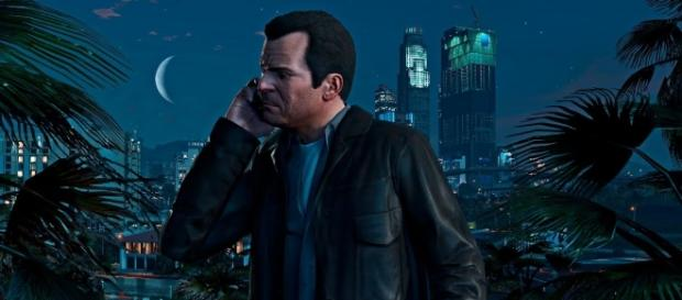 """Rockstar Games has just introduced a new """"GTA 5"""" update, which brought the new Adversary mode called Dawn Raids (via YouTube/Rockstar Games)"""