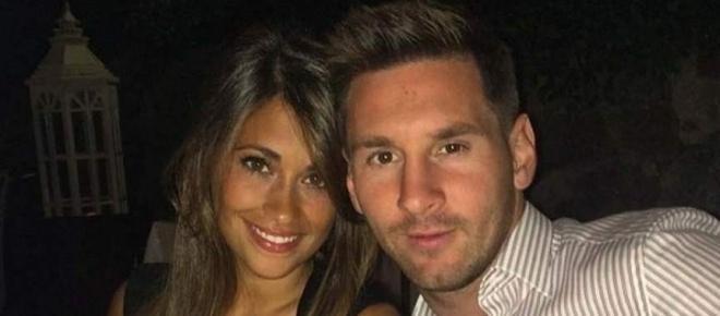 Messi: la boda de una superestrella distinta