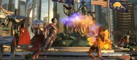 "Bizzaro will likely arrive in the next Fighter Pack for ""Injustice 2"" as a premier skin instead of one of the DLC characters. Caboose/YouTube"