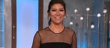 "Julie Chen, host of ""Big Brother"" [Image: Entertainment TodayYouTube screenshot]"