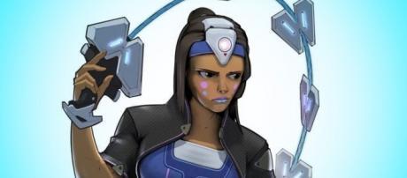 "Not everyone believes Psyren to be the next ""Overwatch"" hero (via ComicBook.com)"