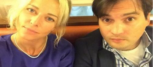 Attrice e playboy: figlia d'arte Olga Efremova con il figlio della politica Boris Eltsin junior
