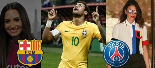 Barça pode incluir um jogador do PSG no negócio por Neymar, diz jornal