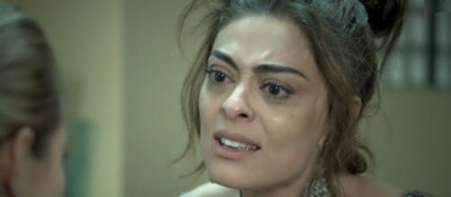 Bibi descobre amante de Rubinho, quebra o pau e fica mais propensa a ficar com Caio