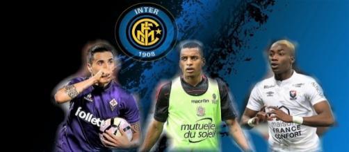 Calciomercato Inter: quasi fatta per 3 colpi