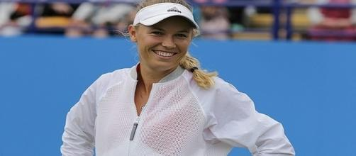 Caroline Wozniacki/Photo: James Boyes via Flickr CC BY 2.0
