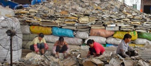 China recycle ban - Photo: Flickr