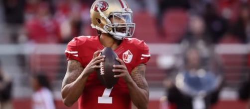 Colin Kaepernick close to signing with the Ravens - (Image credit: https://www.youtube.com/watch?v=rdtIQPD352A)