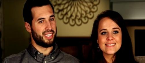 'Counting On' star Jinger Duggar and her husband Jeremy Vuolo / Photo via TLC, Youtube