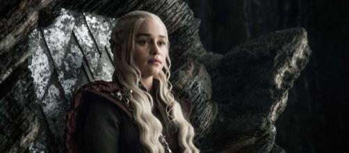 Daenerys Targaryen no próximo episódio de ''GoT''