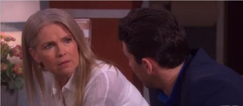 Days of our Lives Jennifer and Chad. (Image via YouTube screengrab)