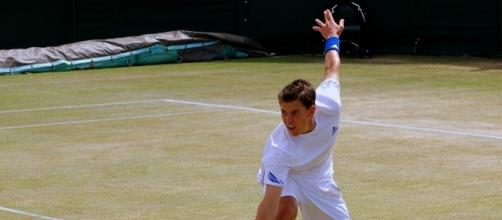 Dominic Thiem of Austria (Wikimedia Commons - wikimedia.org)